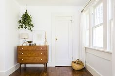 my scandinavian home: A Bright and Airy Portland Home in Sepia Tones