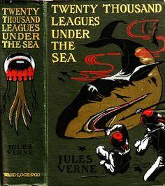 jules verne twenty thousand leagues under the sea ward lock u0026 co