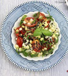The Rawtarian: Raw fiesta salad recipe