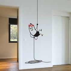 household-items: Snappling Wally -  Wall Decal Vinyl Sticker Kids Room Mural Home Decor #Home - Snappling Wally -  Wall Decal Vinyl Sticker Kids Room Mural Home Decor...