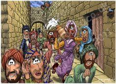 pentecost in jerusalem