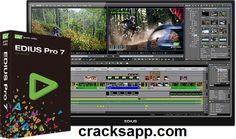 EDIUS Pro 7 Crack Plus Serial Key 2016 Full Version Free Download