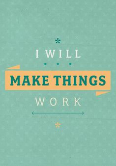 Things Print ALL THINGS WORK TOGETHER FOR GOOD TO THOSE WHO LOVE GOD.