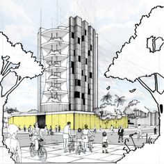 Giancarlo Santillan, USF School of Architecture