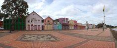 Calçadão da Gameleira - Rio Branco - Acre - Brasil