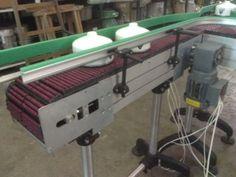 Conveyor chain Model RollerTOP  PlasNEC industrial