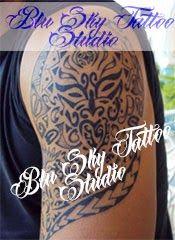 Blu Sky Tattoo Studio: Maori Significato 316