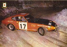 1973 42nd Monte Carlo Rally   Car # 17 TKS33 8514   T.Fall/M. Wood   Ninth Overall