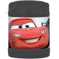 Thermos Funtainer Food Jar, Disney Cars, 10 Ounce  #Thermos