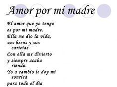 poemas para mamá en su día de la mama