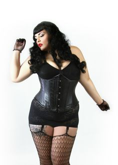 Plus Size Fetish Wear And Corsets