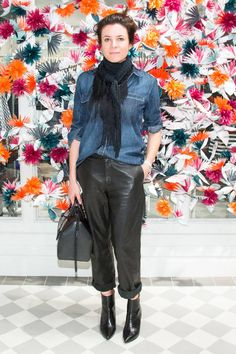 Garance Dore. New Swedish favorite opens its doors in NYC... See who wore what to the grand opening last night: