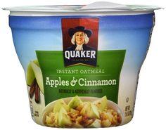 Quaker Instant Oatmeal Apples