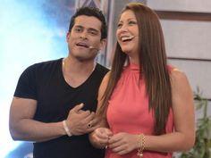 Hola a Todos: Karla Tarazona y Christian Domínguez confirman romance tras ampay