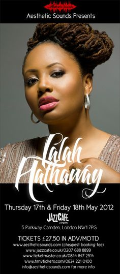 Lalah Hathaway | Official Website