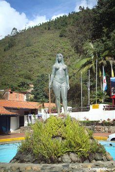 Mérida Los Chorros de Milla Parque Zoológico, Venezuela