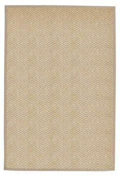 A designer favorite.  Often known as either diamond sisal or Stark Natura sisal.  This rug is available in a variety of colors and standard sizes.  Contact Hemphill's Rugs & Carpets for custom sizes and custom border treatments including leather and linen.