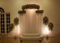 49 New ideas for wedding decorations ceremony church altars