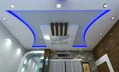 Plaster Ceiling Design, Gypsum Ceiling Design, House Ceiling Design, Ceiling Design Living Room, Bedroom False Ceiling Design, Bedroom Wall Designs, Wall Decor Design, Simple False Ceiling Design, Showroom Interior Design