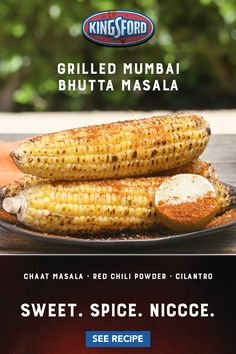Corn Recipes, Grill Recipes, Side Dish Recipes, Veggie Recipes, Mexican Food Recipes, Appetizer Recipes, Healthy Recipes, Easy Corn Fritters, Backyard Cookout