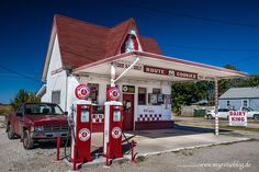 Route 66 attractions oklahoma....... - Oklahoma - Gas Stations
