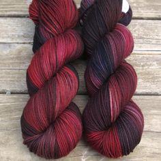Gal Noir - Kaweah - Babette | Miss Babs Hand-Dyed Yarns & Fibers, Inc.