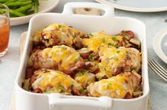 Chicken & Roasted Red Potatoes