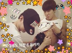 Remember when Yoongi washed clothes on Jimin's abs- gaaah I'm still not over it