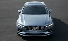 2017 Volvo S90 Driven! - Photo Gallery of First Drive from Car and Driver - Car Images - Car and Driver