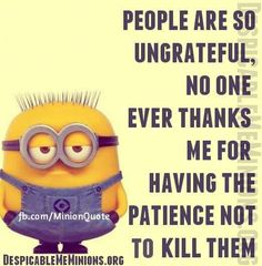 Sacramento Funny Minions AM, Friday June - 30 pics - Minion Quotes Cute Quotes, Great Quotes, Funny Quotes, Funny Memes, Hilarious, Qoutes, Minion Jokes, Minions Quotes, Funny Minion