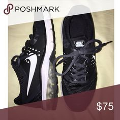 Nike Athletic Shoes Women's size 7. Have only been worn a few times and only in the gym. Nike Shoes Athletic Shoes