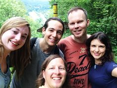 Germany June 2015 - 09 - Hiking before we flew back...