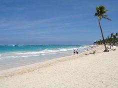Punta Cana Palmenstrand Foto:Andreas Volkmer