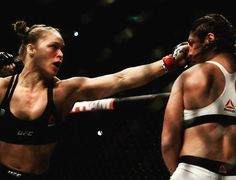 Ronda Rousey's UFC Fight Generated More Than 2.6 Million Social Interactions #rondarousey