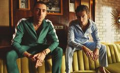 The Last Shadow Puppets Live at The Olympia Theatre Dublin