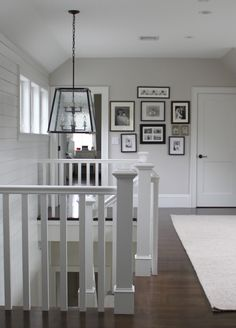 Stairway Lighting Ideas For Modern And Contemporary Interiors Open Staircase, Staircase Design, Cottage Staircase, Staircase Ideas, Grand Staircase, Interior Stair Railing, Stairway Lighting, Stair Landing, Kitchen And Bath Design