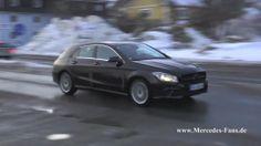 Erlkönig Video: Mercedes CLA