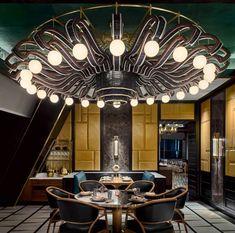 adfwebmagazine-nan bei-10_retouched Restaurant Trends, Restaurant Design, Restaurant Bar, Hotel Concept, Restaurant Concept, Lamp Design, Lighting Design, Rosewood Hotel, Bar Design Awards