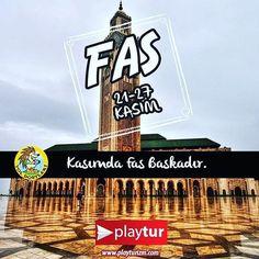 Harika bir gezi için sizleri aramızda görmek istiyoruz. Dillere destan bir ülkeyi harika bir ekiple geziyoruz.  Hayatımıza bir tecrübe ve unutulmaz bir an katmak için  gelin FAS'a birlikte gidelim  Bilgi için 0216 606 2017 (7/24 seyahat hattı) www.playturizm.com  info@playturizm.com  #gezi #morocco #fas #playtur #yoldostları #seyahat #tatil #afrika #dünyaharikaları #özgürlük