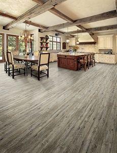 "Show details for Home Legend Nú Elements Pine Winterwood-7"" wide, Luxury Vinyl Tile, Laminate floor alternative, Embossed, Wide plank, Gray floor"