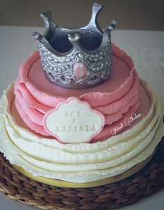 Prenses taç , kral tacı , Taç , pasta , cake