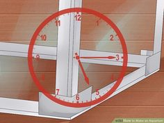 How to Make an Aquarium (with Pictures) - wikiHow Aquarium Diy, Aquarium Setup, Aquariums, Installation Aquarium, Best Aquarium Filter, Aquarium Landscape, Best Sheets, Large Containers, Pisces