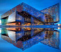 Harpa concert hall Reykjavik | Harpa Concert Hall & Conference Center, Reykjavík - Iceland | Travel