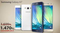Samsung Galaxy A7 En Uygun Fiyat Garantisiyle www.small.com.tr'de