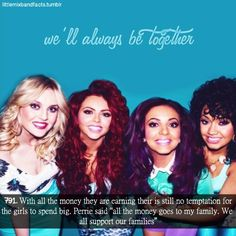 Little Mix facts ~ Awwww (:
