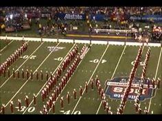 University of Alabama Million Dollar Band - Pregame BCS 2012