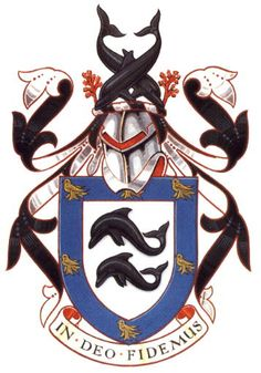 Brighton (England) - Heraldry of the World, Crest, Arms, Coat of Arms, Heraldry