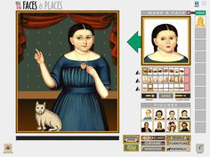 Brushster fun/National Gallery of Art online