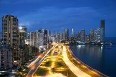 In Panama City hat man an der Cinta Costera eine spektakuläre Laufstrecke, die zwischen dem Pazifik und den Wolkenkratzern der Metropole entlang führt. Sie ist sehr beliebt und man sieht hier besonders am Abend, wenn die Temperaturen sich abkühlen, sehr viele Läufer.