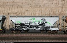 Net Photo: Untitled none at Cajon Pass, California by Georg Trüb Railroad Photography, Train Art, Rail Car, Train Pictures, Trains, Stock Art, Fantastic Art, Graffiti Art, Photo Art